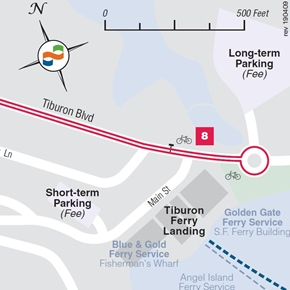 map-tiburon-ferry