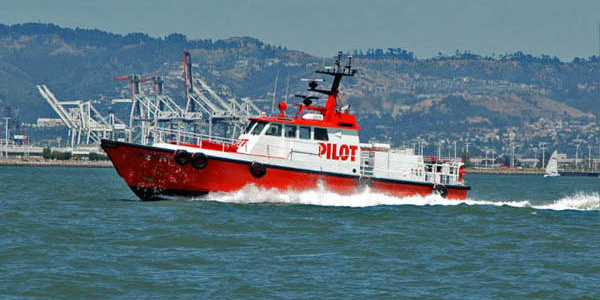 Ships of the Golden Gate - Pilot Boat