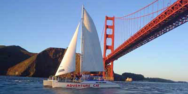 Ships of the Golden Gate - Sailboat